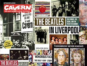 THE BEATLES & MERSEYBEAT