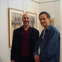 Mark Lewisohn with Spencer Leigh