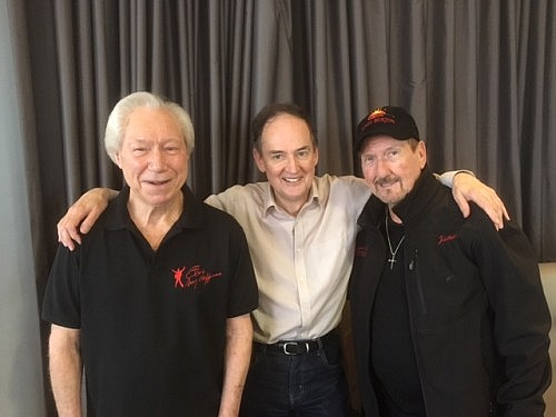 Glen D. Hardin, Spencer Leigh & James Burton, 2016