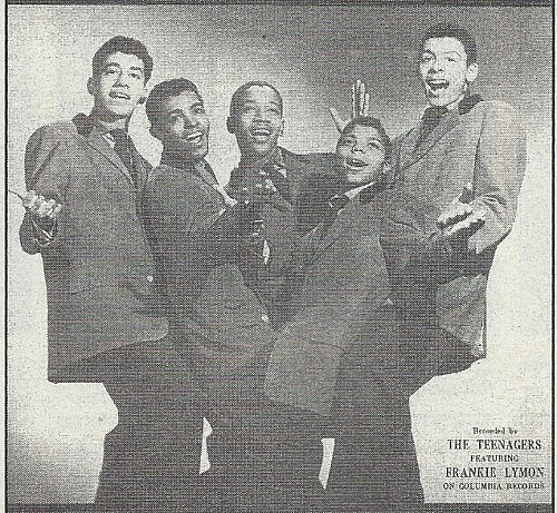 Frankie Lymon & the Teenagers-2